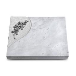 Grabtafel Kashmir Folio Rose 5 (Alu)