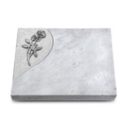 Grabtafel Kashmir Folio Rose 6 (Alu)