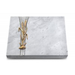 Grabtafel Kashmir Strikt Ähren 2 (Bronze)