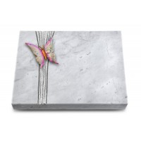 Grabtafel Kashmir Strikt Papillon 1 (Color)