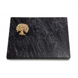 Grabtafel Kashmir Pure Baum 3 (Bronze)