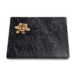 Grabtafel Kashmir Pure Rose 4 (Bronze)