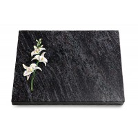 Grabtafel Kashmir Pure Orchidee (Color)