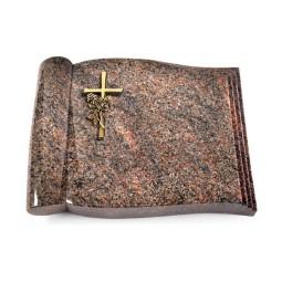 Biblos/Himalaya Kreuz/Ähren (Bronze)