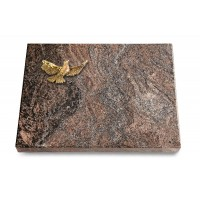 Grabtafel Orion Pure Taube (Bronze)