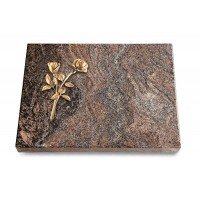 Grabtafel Orion Pure Rose 10 (Bronze)