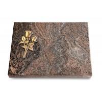 Grabtafel Orion Pure Rose 11 (Bronze)