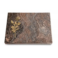 Grabtafel Orion Pure Rose 13 (Bronze)