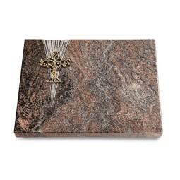 Grabtafel Orion Delta Baum 2 (Bronze)