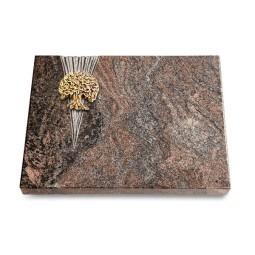 Grabtafel Orion Delta Baum 3 (Bronze)