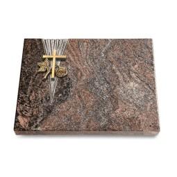 Grabtafel Orion Delta Kreuz 1 (Bronze)