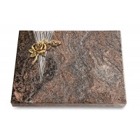 Grabtafel Orion Delta Rose 1 (Bronze)