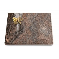 Grabtafel Orion Delta Rose 3 (Bronze)