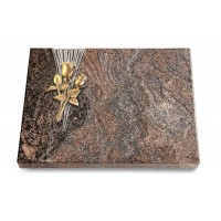 Grabtafel Orion Delta Rose 11 (Bronze)