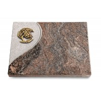 Grabtafel Orion Folio Baum 1 (Bronze)