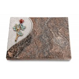 Grabtafel Orion Folio Rose 7 (Color)
