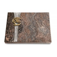 Grabtafel Orion Strikt Baum 1 (Bronze)