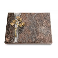 Grabtafel Orion Strikt Gingozweig 1 (Bronze)