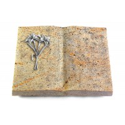 Livre/New Kashmir Kreuz/Rose (Alu)