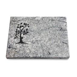 Grabtafel Paradiso Pure Baum 1