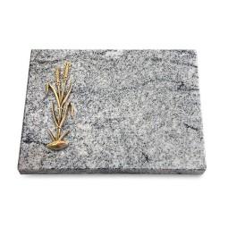 Grabtafel Paradiso Pure Ähren 2 (Bronze)