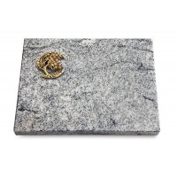 Grabtafel Paradiso Pure Baum 1 (Bronze)