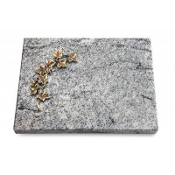 Grabtafel Paradiso Pure Efeu (Bronze)