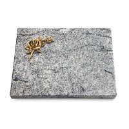 Grabtafel Paradiso Pure Rose 1 (Bronze)