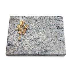 Grabtafel Paradiso Delta Rose 11 (Bronze)