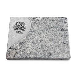 Grabtafel Paradiso Folio Baum 3 (Alu)