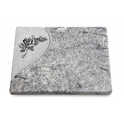 Grabtafel Paradiso Folio Rose 1 (Alu)