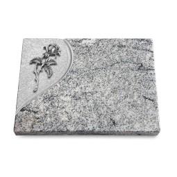 Grabtafel Paradiso Folio Rose 2 (Alu)