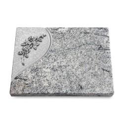 Grabtafel Paradiso Folio Rose 5 (Alu)