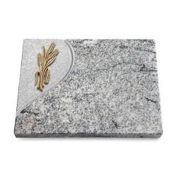 Grabtafel Paradiso Folio Ähren 1 (Bronze)