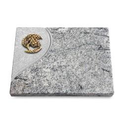 Grabtafel Paradiso Folio Baum 1 (Bronze)