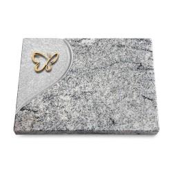 Grabtafel Paradiso Folio Papillon (Bronze)