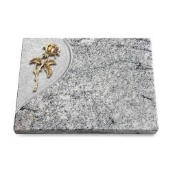Grabtafel Paradiso Folio Rose 2 (Bronze)