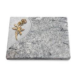 Grabtafel Paradiso Folio Rose 6 (Bronze)