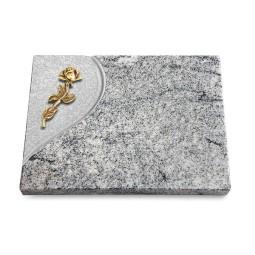 Grabtafel Paradiso Folio Rose 7 (Bronze)
