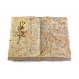 Livre/New Kashmir Rose 7 (Bronze)