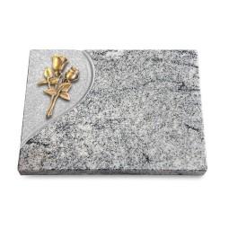 Grabtafel Paradiso Folio Rose 11 (Bronze)
