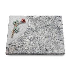 Grabtafel Paradiso Folio Rose 4 (Color)