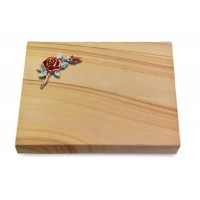 Grabtafel Rainbow Pure Rose 1 (Color)
