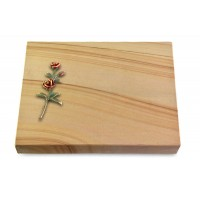 Grabtafel Rainbow Pure Rose 6 (Color)