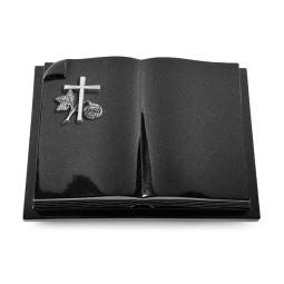 Livre Auris/Indisch-Black (ohne Ornament)