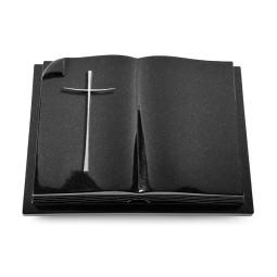 Livre Auris/Indisch-Black Kreuz 1 (Alu)