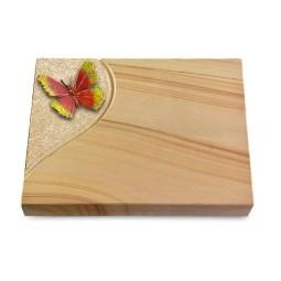 Grabtafel Rainbow Folio Papillon 2 (Color)