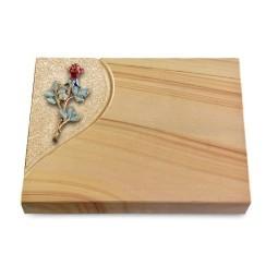 Grabtafel Rainbow Folio Rose 7 (Color)