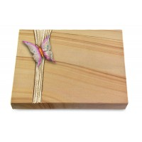 Grabtafel Rainbow Strikt Papillon 1 (Color)