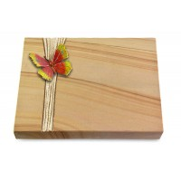 Grabtafel Rainbow Strikt Papillon 2 (Color)